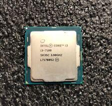 Intel Core i3-7100 3.9GHz 3MB 8GT/s SR35C LGA1151 CPU