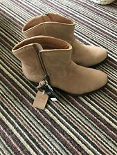 BNWT NEXT REAL LEATHER ANKLE LENGH CHELSEA STYLE BOOT WOMENS RRP £68.00 size UK5