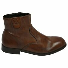 H By Hudson Man Haxton Chelsea Boot, Light Tan