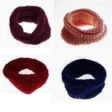 1 Cache Cou, tour de cou, snood - mixte - lainage - simple- 4 coloris aux choix