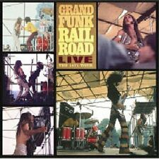 Live: The 1971 Tour [Remaster] by Grand Funk Railroad (CD, Jul-2002, Capitol/EMI Records)