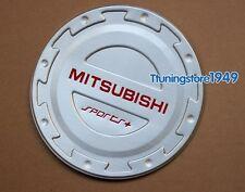 Aluminum Fuel door gas cover tank cap MITSUBISHI ASX 2010 2011 2012 2013 2014