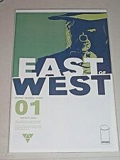 East Of West #1! (2013) 1st Print! NM!