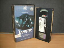 The Janitor - William Hurt - PRE-CERT VHS Video