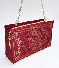 Cardcaptor Sakura Clow Card Purse Pochette with Chain CCS