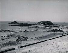 SAINT MALO c. 1954 - Piscine Plage de Bon Secours Ille et Vilaine - DIV 9857