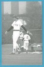 Ted Cox (1978) Boston Red Sox Vintage Baseball Postcard PP00076