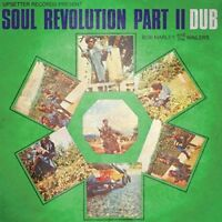 BOB & THE WAILERS MARLEY - SOUL REVOLUTION PART II DUB  VINYL LP NEW!