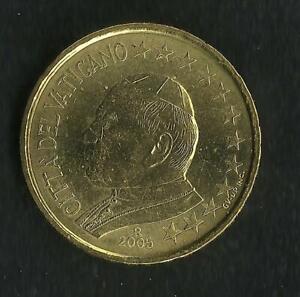 10 Cent Vatican 2005