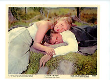 CIMMARON Original Color Movie Still 8x10 Maria Schell Glenn Ford 1960 8306