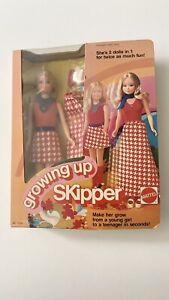 Growing up skipper Mattel 1974