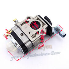 POCKET bike carburateur 15mm coupe 43 49cc X-TREME EVO GS Lune Scooter Skateboard