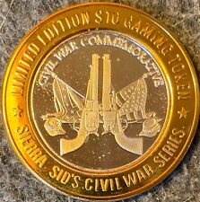 2006 Silver Strike Sierra Sid's Civil War Commemorative