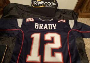 Tom Brady New England Patriots CUSTOM XL Jersey