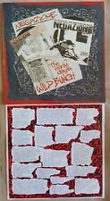 NEGAZIONE WILD BUNCH THE EARLY DAYS VINYL LP 1989. FUGAZI RAW POWER POISON IDEA