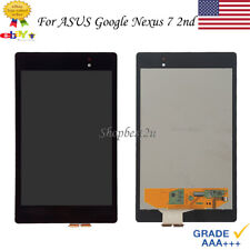 For Asus Google Nexus 7 2nd Gen 2013 LCD Part Screen Touch Digitizer Assembly