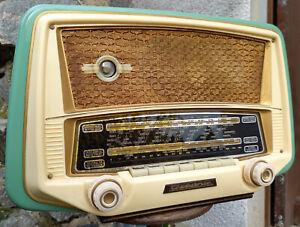 Radio TSF Oceanic Pilote des années 1958