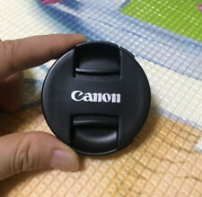 NEW Generation Canon Snap On Front Lens Cap ABS Dust-proof Lens Cover 58mm