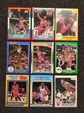 1986 Michael Jordan Rookie Card Lot. ACEO Reprint Cards Mint!!