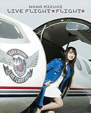 Nana Mizuki Live Flight x Flight + 2014 Blu-ray Japan 4988003829506