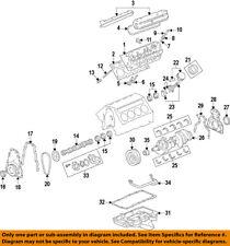 GM OEM-Engine Camshaft Cam Bearing 19260876