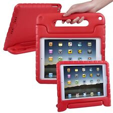 iPad Case for Kids Shockproof Cover Handle for Apple iPad Mini 2 3 4 Air Pro 9.7