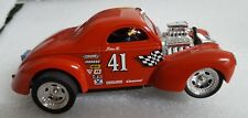 """Carrera Evolution 1:32     41 Willys Coupe HotRod   """"High Performance""""  27223"""