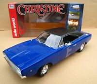 Dodge Charger 1968  CHRISTINE Filmauto  Auto World  1:18  OVP  NEU