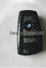 CARBON Black Gloss Key Film BMW F-Series F01 F02 F10 F11 F12 F13 F25 uvm