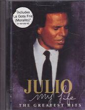 Julio Iglesias-My Life The Greatest Hits Disc 1 minidisc album