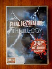 FINAL DESTINATION TRILOGY 1 2 3 Movies 3 DISC