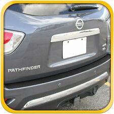 2013-2016 Fits Nissan Pathfinder 1pc Bumper Rear Applique Scratch Guard Cover