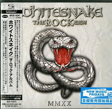 WHITESNAKE-THE ROCK ALBUM-JAPAN CD F56