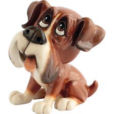 Arora Little Paws BOO Boxer Dog Figurine | Dog Lovers Ornament Gift | NEW 2018