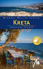 KRETA Michael Müller Reiseführer 09 Reisehandbuch Griechenland Insel NEU *