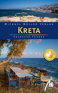 KRETA Michael Müller Reiseführer 09 Reisehandbuch Griechenland Insel NEU