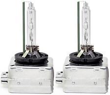 Audi A4 Avant 2011 - 2009 HID Xenon Bulbs D3S 6000K Headlight Lamps Replacement