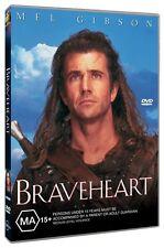 MEL GIBSON Braveheart (DVD)