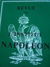 Magazine L'Institut Napoleon 1962 No 83 Police Imperial Anver Cookery Paris