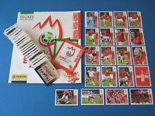 PANINI EM 08 Euro 2008 - Komplettset + Album + Schweiz