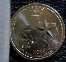 2004-D Denver Mint Texas State Quarter BU