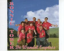 CD RONNIE TOBER	de wandel express	EX+  (A1901)