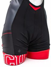 Specialized SL Pro Women Road Mountain Bike Bib Cycling Shorts Small Black NEW