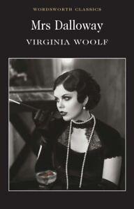 Mrs Dalloway Virginia Woolf (Paperback, 1996) Wordsworth New Book Free UK Post