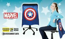 Classic Captain America Chair Cape, New In Box; Great Holiday Stocking Stuffer!