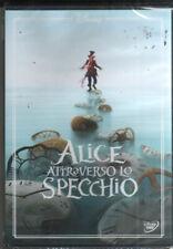 Alice attraverso lo Specchio (repack 2017) (dvd) Disney - Johnny Depp