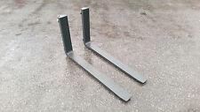 Paar Gabelzinken, Palettengabeln, Staplergabeln Staplerzinken FEM 2 80x40 100cm