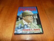 THE LAST DAYS OF PATTON George C. Scott WWII Classic US Army General DVD NEW