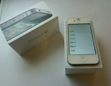 IPHONE 4s WHTE  16GB O2 TESCO GIFGAF  IN GOOD WORKING ORDER, NO DAMAGE