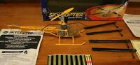 COX .020 Powered SKYCOPTER Helicopter, Never Flown, Box, Paperwork, 1978 Model!